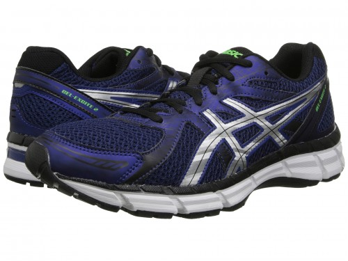 ASICS GEL-Excite 2 (Navy/Lightning/ Green)
