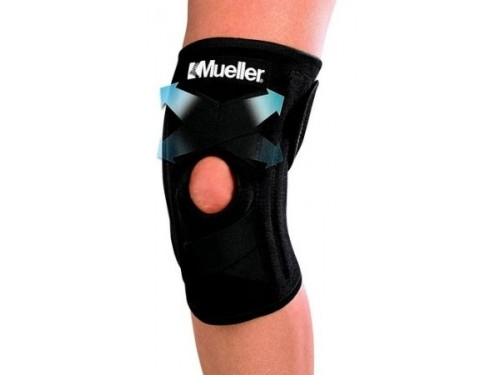 Стабилизатор колена MUELLER 56427 Self-Adjusting Knee Stabilizer