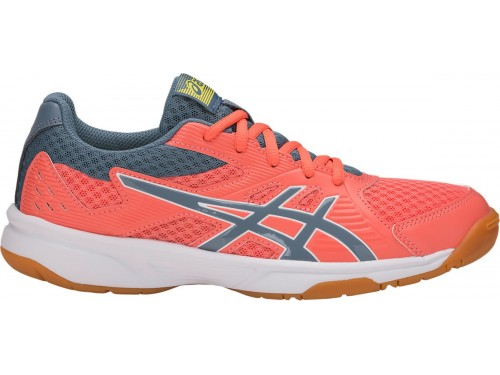 Женские Asics GEL-Upcourt 3 (Papaya/Steel Blue)