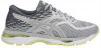 Женские ASICS GEL-Cumulus 19 (Glacier Grey/Silver/Lime Light )