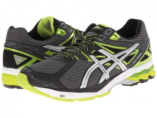 ASICS GT-1000™ 3 (Carbon/Lightning/Flash Green)