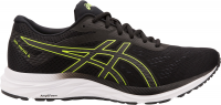 ASICS Gel-Excite 6 (Black/Hazard Green)