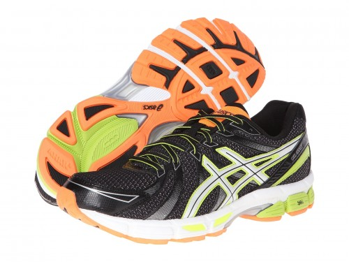 ASICS GEL-Exalt (Black/ White/ lime)