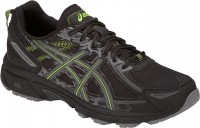 ASICS Gel-Venture 6 (Black/Neon Lime)