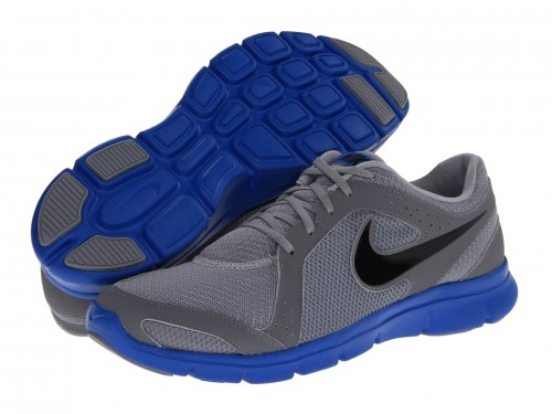 Nike Flex Experience Run 2 (Wolf Grey/ Prize Blue)