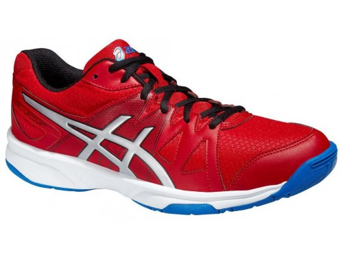 ASICS Gel-Upcourt (Fiery Red/Silver/Electric Blue)