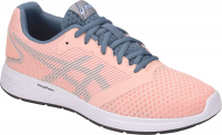 Женские ASICS PATRIOT 10 (Baked Pink/Steel Blue)