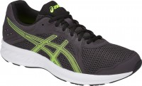 ASICS Jolt 2 (Dark Grey/Hazard Green)