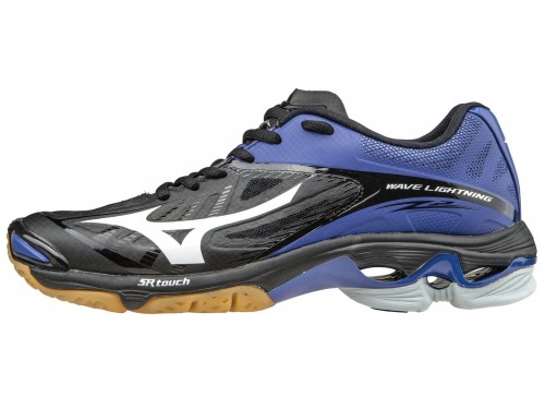 Mizuno Wave Lightning Z2 (Black/Royal)
