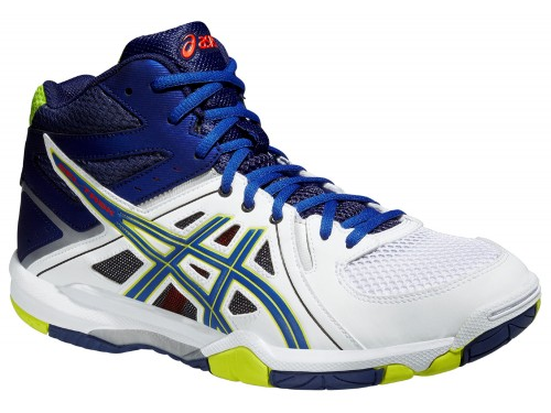 ASICS Gel-Task MT (White/Blue/Lime)