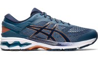 ASICS GEL-Kayano 26 (Grand Shark/Peacoat)