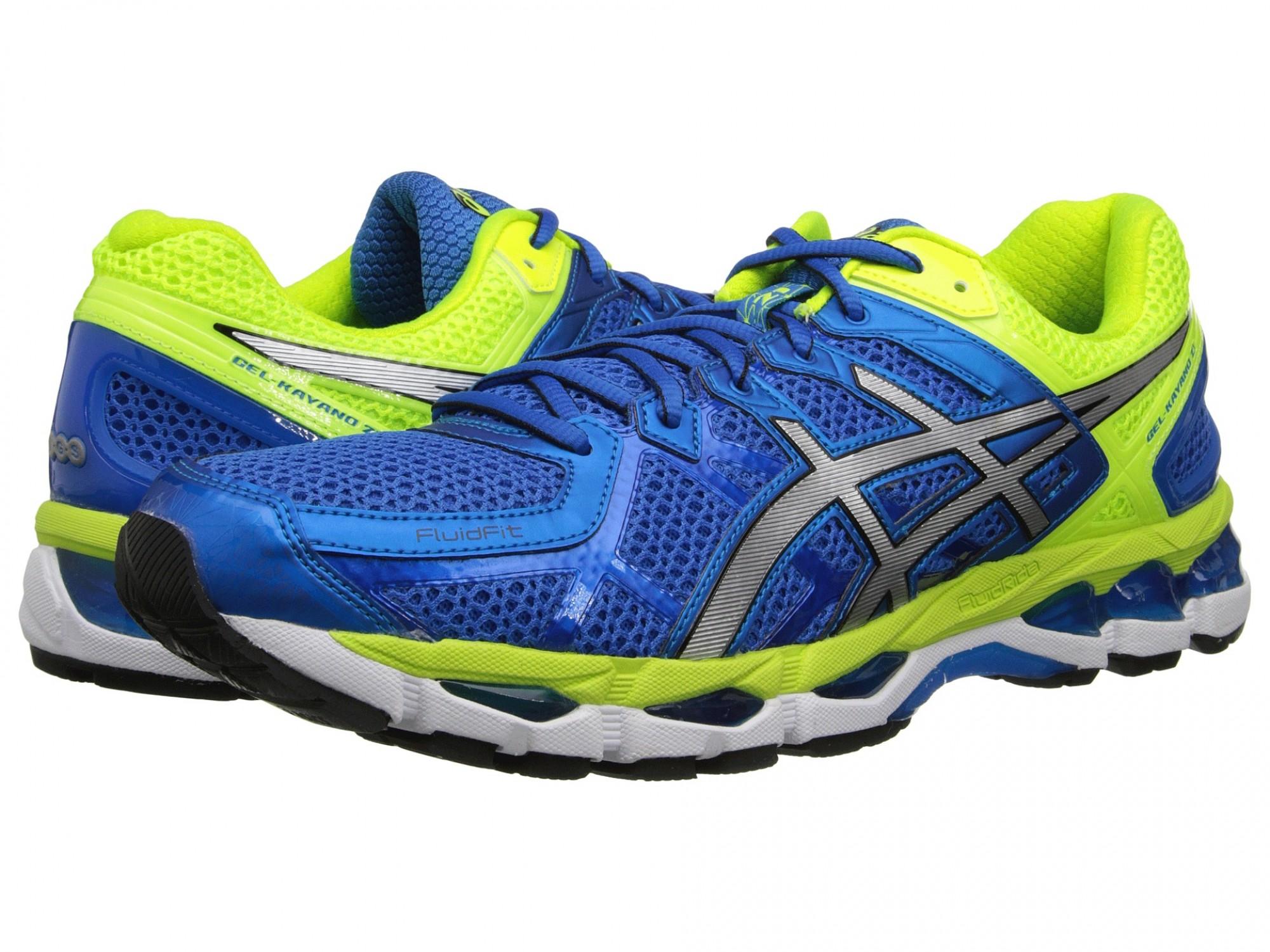 6e8ad49a ASICS GEL-Kayano 21 Беговые кроссовки купить в Украине, цена, отзывы ...