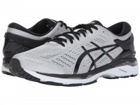 ASICS Gel-Kayano 24 (Silver/Black/Mid Grey)