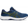 ASICS GEL-Contend 6 (Grand Shark/Vibrant Yellow)