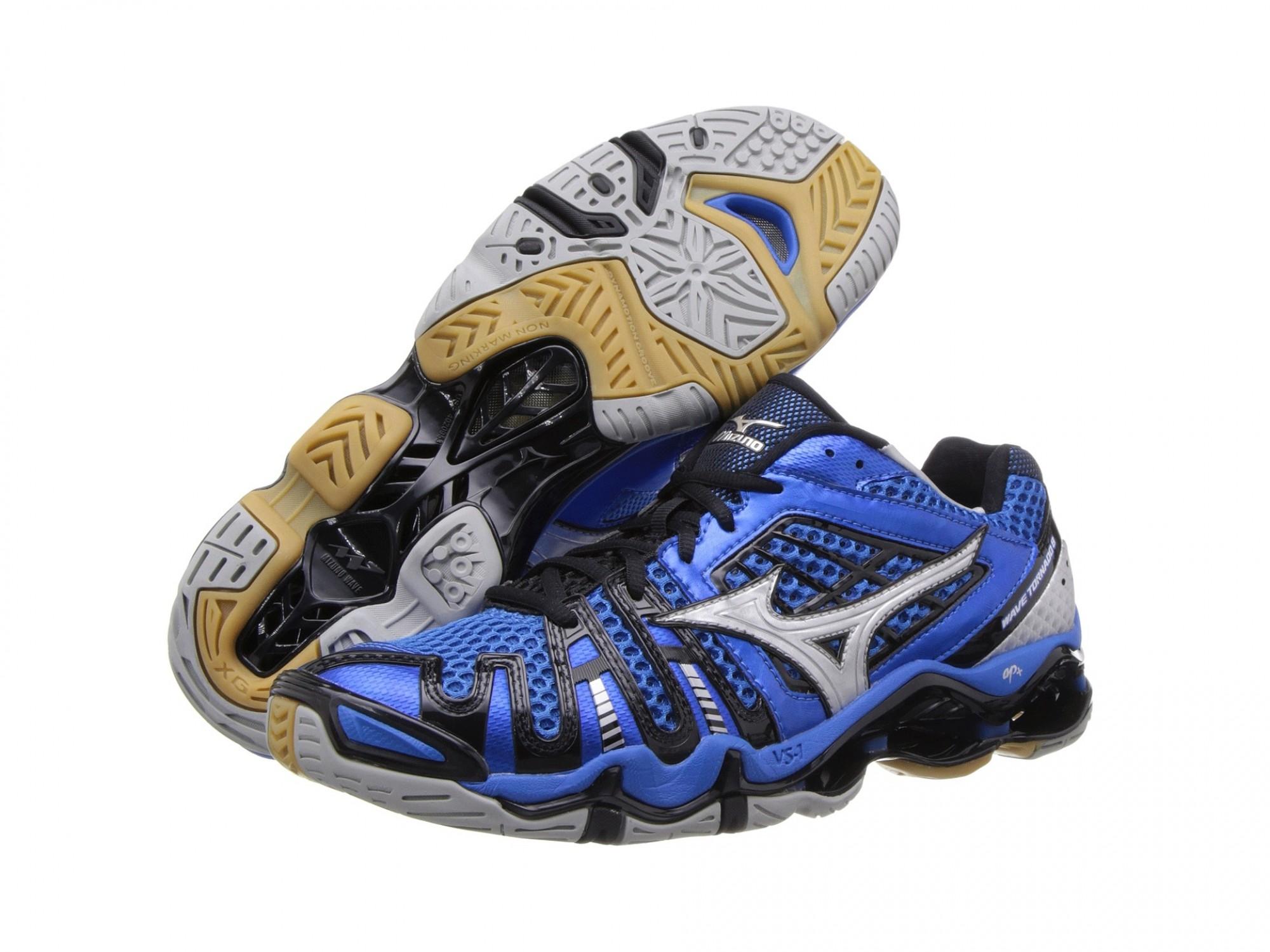 Mizuno Wave Tornado 8 (Blue) Волейбольные кроссовки купить в Украине ... 2247c07de24