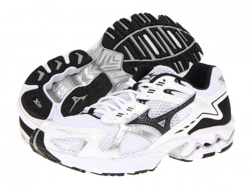 Mizuno Wave Unite (White/ Black)