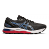 ASICS GEL-Nimbus 21 (Black/Electric Blue)