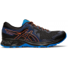ASICS GEL-Sonoma 4 (Black/Flash Coral)