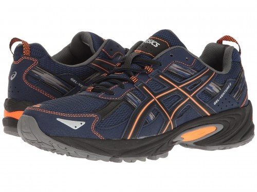 ASICS Gel-Venture® 5 (Indigo Blue/Hot Orange/Black)