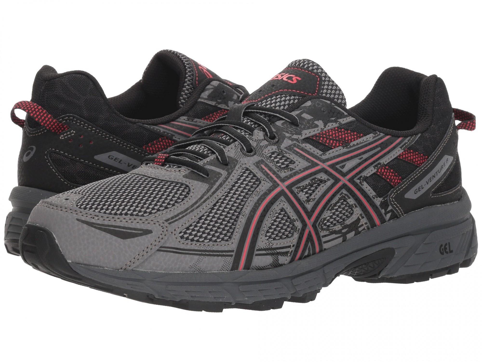 b1e3253a ASICS Gel-Venture® 6 Беговые кроссовки T7G1N-700 купить в Украине ...
