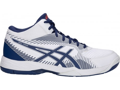 ASICS Gel-Task MT (White/Blue Print)