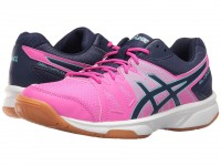 Женские Asics Gel-UpCourt (Pink Glow/Indigo Blue/Aqua Splash)