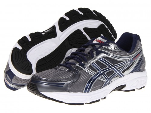 Asics GEL-Contend (Charcoal/ Ink/ Silver)