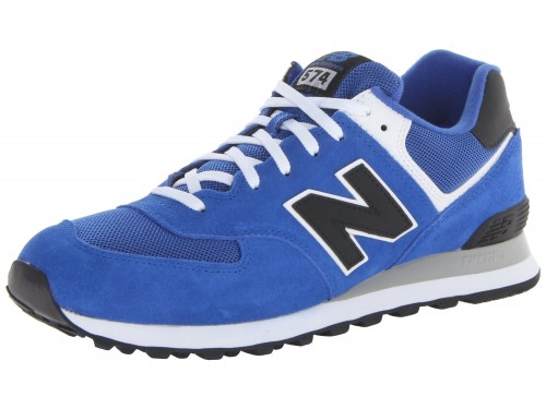 New Balance ML574 (Blue/ Black)
