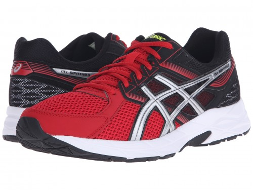 ASICS GEL-Contend™ 3 (Racing Red/Silver/Black)