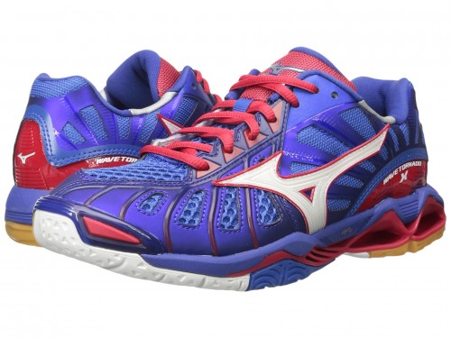 Mizuno Wave Tornado X (Mazarine Blue/Lollipop)