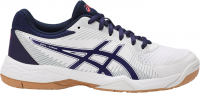 Женские ASICS Gel-Task (White/Astral Aura/Mid Grey)