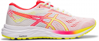 Женские ASICS Gel-Excite 6 (White/Sour Yuzu)