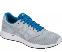ASICS PATRIOT 10 (Mid Grey/Race Blue)