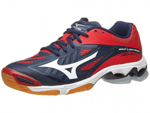 Mizuno Wave Lightning Z2 (Navy/Red)