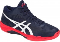 ASICS Volley Elite FF MT (Peacoat/White)