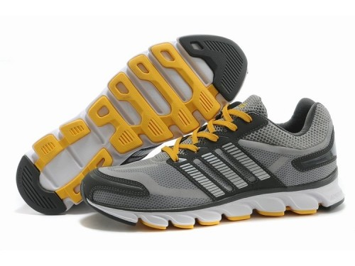 Adidas ClimaCool 2014 (Grey/ Yellow)