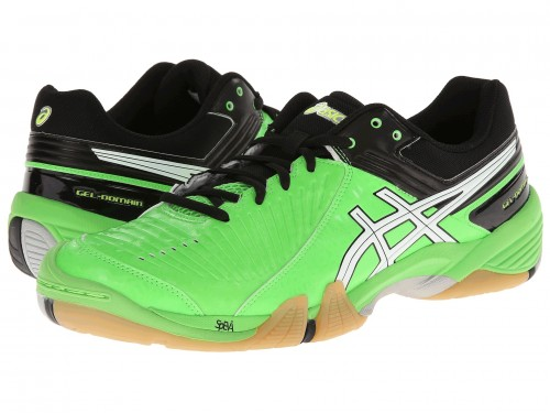 Asics GEL-Domain 3 (Neon Green/ White/ Black)