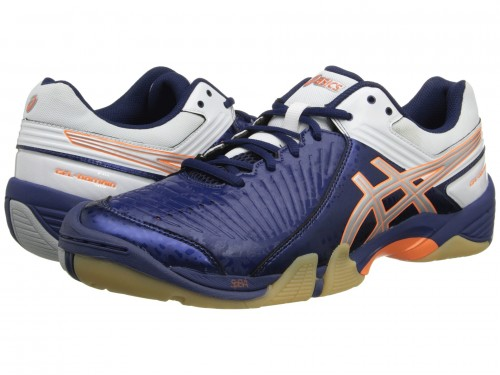 Asics GEL-Domain 3 (Navy/ Lightning/ White)