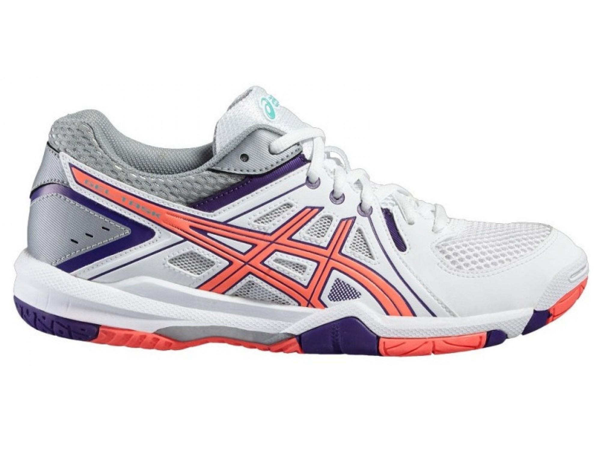 Женские ASICS Gel-Task Волейбольные кроссовки B555Y-0106 купить в ... b87850dc079f1