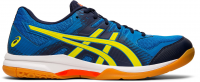 ASICS Gel-Rocket 9 (Electric Blue/Sour Yuzu)