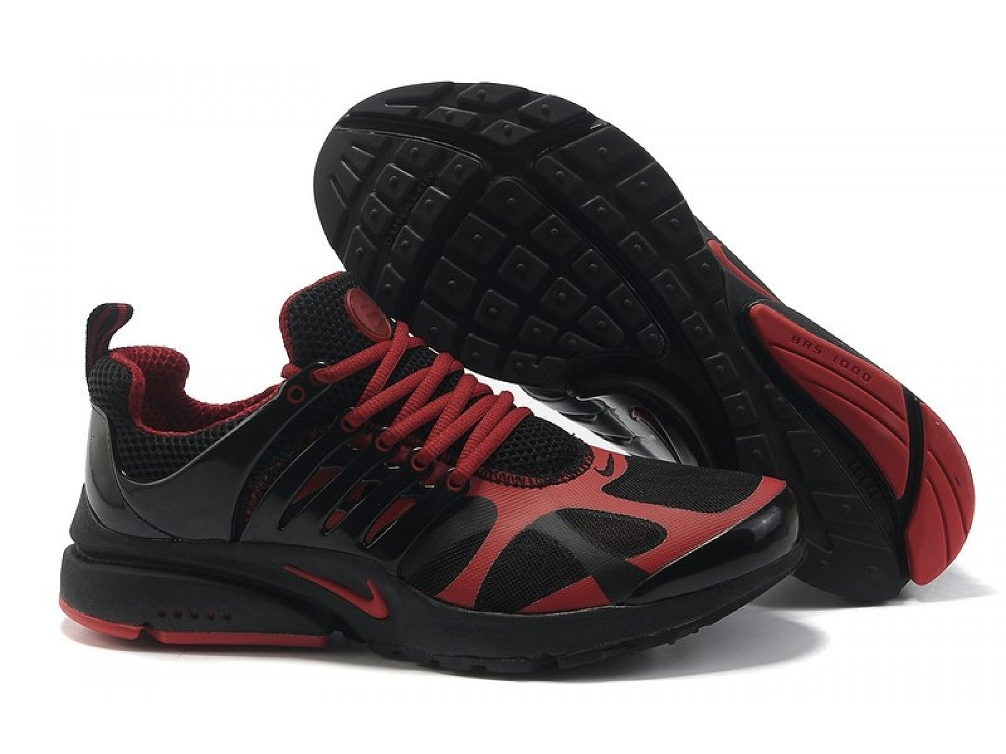 66c52b2b05e45b Nike Air Presto (Black/ Red) Беговые кроссовки купить в Украине ...