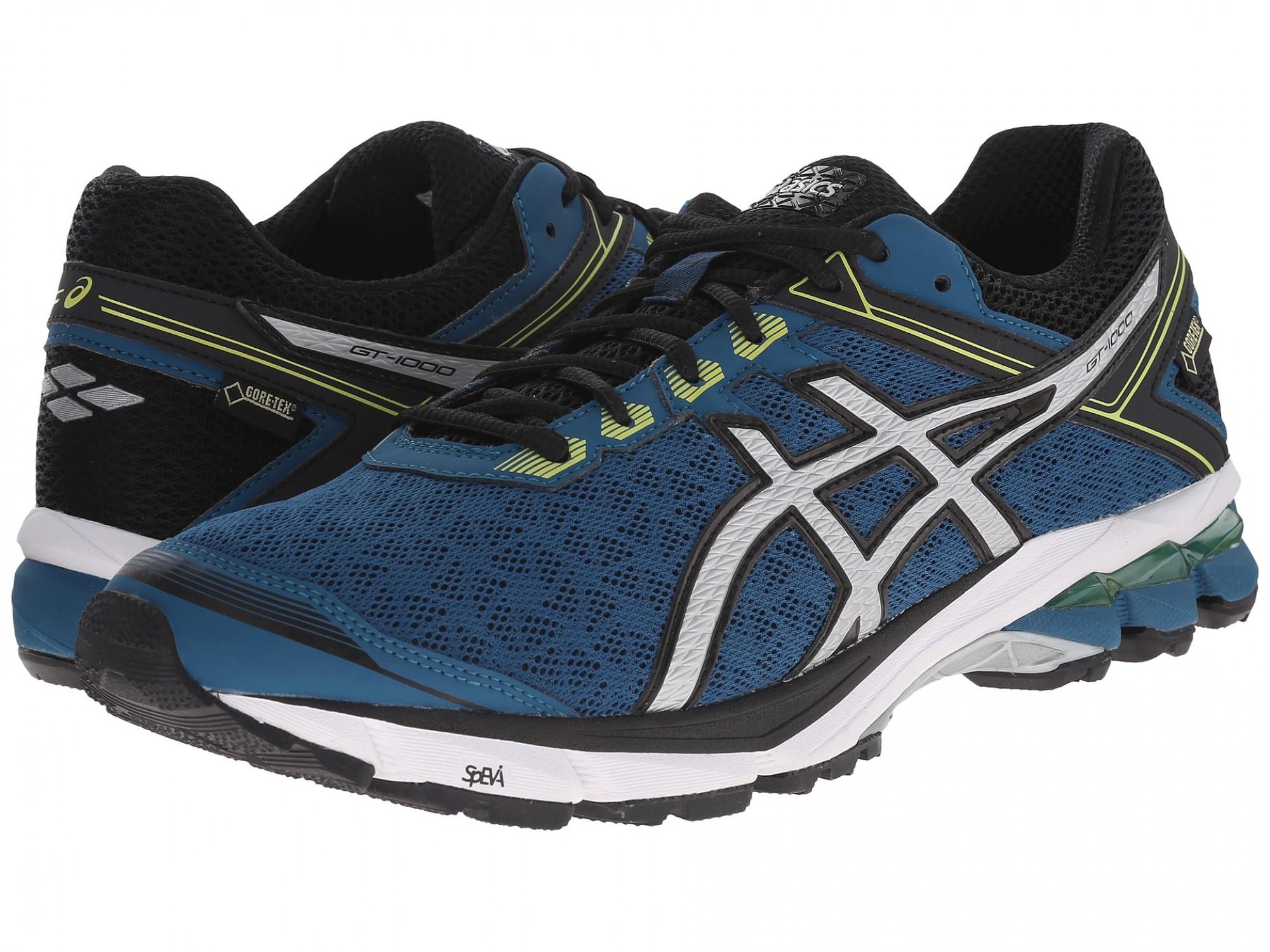 fc2c3a79 ASICS GT-1000 4 GTX® - кроссовки для бега с мембраной Gore-tex ...