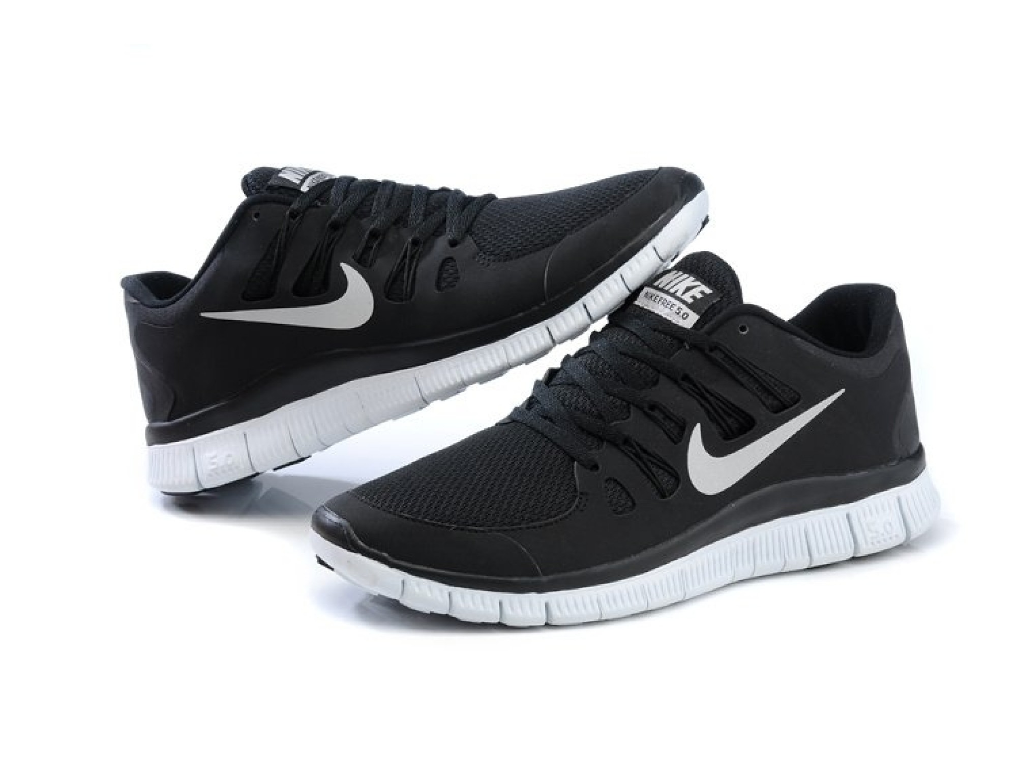 a3e96228 Nike Free Run 5.0 2013 (Black) Беговые кроссовки купить в Украине ...