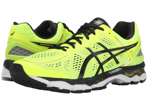 ASICS GEL-Kayano® 22 (Flash Yellow/Black/Silver)