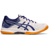 Женские ASICS Gel-Rocket 9 (White/Dive Blue)