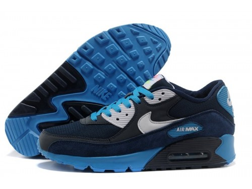 Nike Air Max 90 (Blue/ Royal)