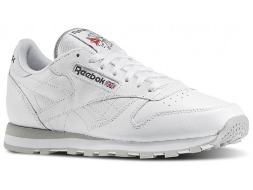 Reebok Classic Leather (White)